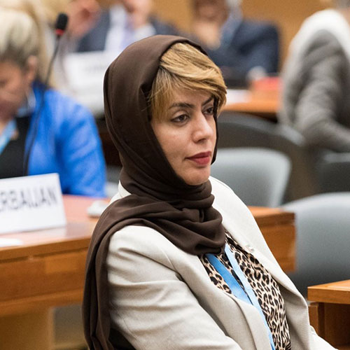 Alia Farès